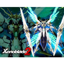 Xenoblade 2 Siren model kit