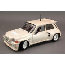Renault 5 Maxi Turbo 1985 Pearl 1:18