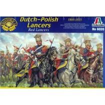 Dutch-Polish Lancers Italeri