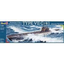 U Boat TypeVIIC/41