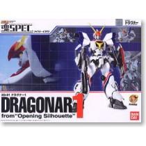 Soul of Chogokin Spec XS-06 Dragonar 1 with Cavalier