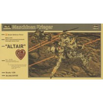 "Space Humanoid Type Unmanned Interceptor Groserhund ""Altair"""