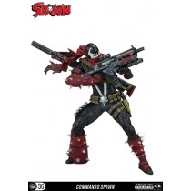 Spawn Color Tops Action Figure Commando Spawn