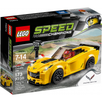 Speed Champions Chevrolet Corvette Z06