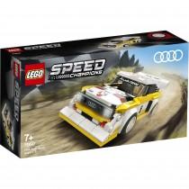 Speed Champions Audi Team