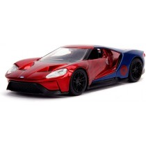 2017 Ford GT Spider-Man die cast car