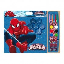 Spiderman color set Regabilia