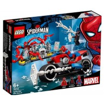 Lego Spiderman Bike Rescue