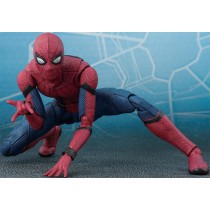 Spider-Man homecoming W/act wall SHF Bandai