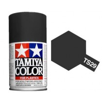Semi Gloss Black Tamiya Spray
