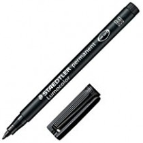 Staedtler Permanent M Black