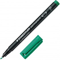 Staedtler Permanent F Green