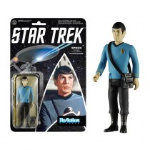ReAction figure Spock