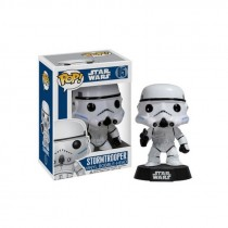 STAR WARS - Bobble Head POP 05 Stormtrooper
