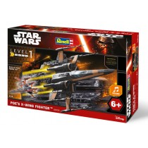 Build & Play Poe's X-Wing Fighter Revell