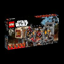 Rathtar Escape Star Wars Lego