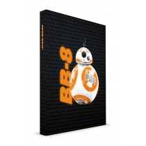 Star Wars EP7 BB-8 Notebook w/light