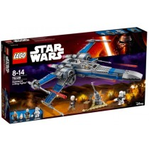 Star Wars Resistence X-wing fighter Lego