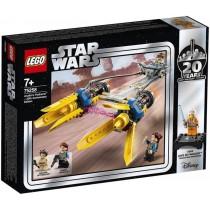 75258 STAR WARS Sguscio di Anakin Edizione 20 Anniversario
