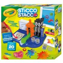 Sticco Stacco Crayola