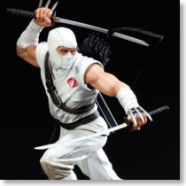 G.I.Joe - Storm Shadow Statue