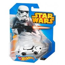Star Wars Hotwheels Stormtrooper