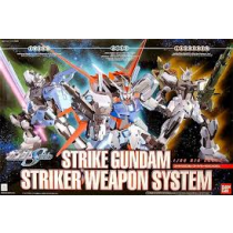 Gundam Seed Gundam Strike DX equipment 1/60 Bandai
