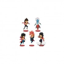 Super Dragon Ball Heroes World Collectable Figure vol 3 set 5