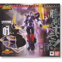 Volfogg & Big Order Room Super Robot Chogokin
