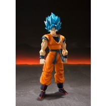 Super Saiyan God SS Goku S.H. Figuarts