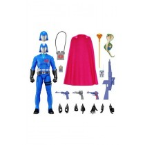 G.I. Joe Ultimates Action Figure Cobra Commander