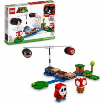 LEGO- Super Mario Sbarramento di Pallottoloni Bill
