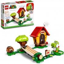 LEGO- Super Mario Casa e Yoshi 71367