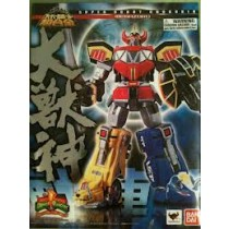 Super Robot Chogokin Power Rangers Megazord