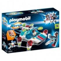 Super 4 - Fulgorix Con Agente Gene Playmobil