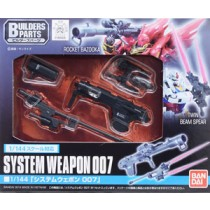 System Weapon 007 by Bandai