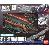 System Weapon 008 by Bandai