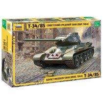 Soviet Medium Tank T-34/85 (new molds)