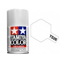 Pure white Tamiya Spray