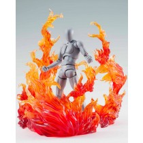 Soul Effect Burning Flame Red Ver. Bandai
