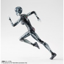S.H Figuarts Body-Chan World Tour ver.