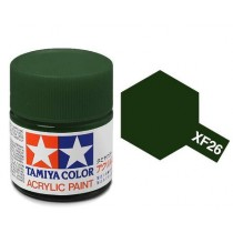 Acrylic XF26 Deep Green 23ml Bottle