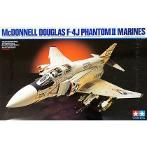 Mc Donnell Douglas F4-J Phantom II Marines Tamiya