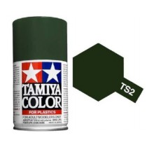Tamiya Color Spray Dark Green