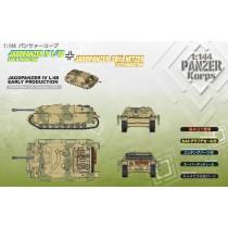 Jagdpanzer 38 (T) Hetze Early + Jagdpanzer Iv A-O