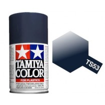 Deep Metallic Blue Tamiya Spray