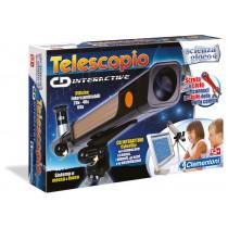 Telescopio con CD Interattivo