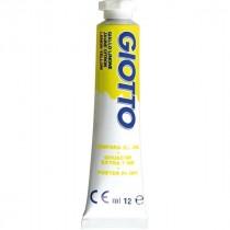 Giotto Tempera Lemon Yellow ml 12