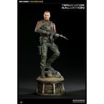 Terminator Salvation John Connor Statue