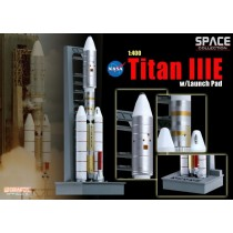 Titan IIIE w/Launch Pad